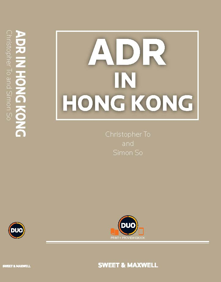 ADR in Hong Kong