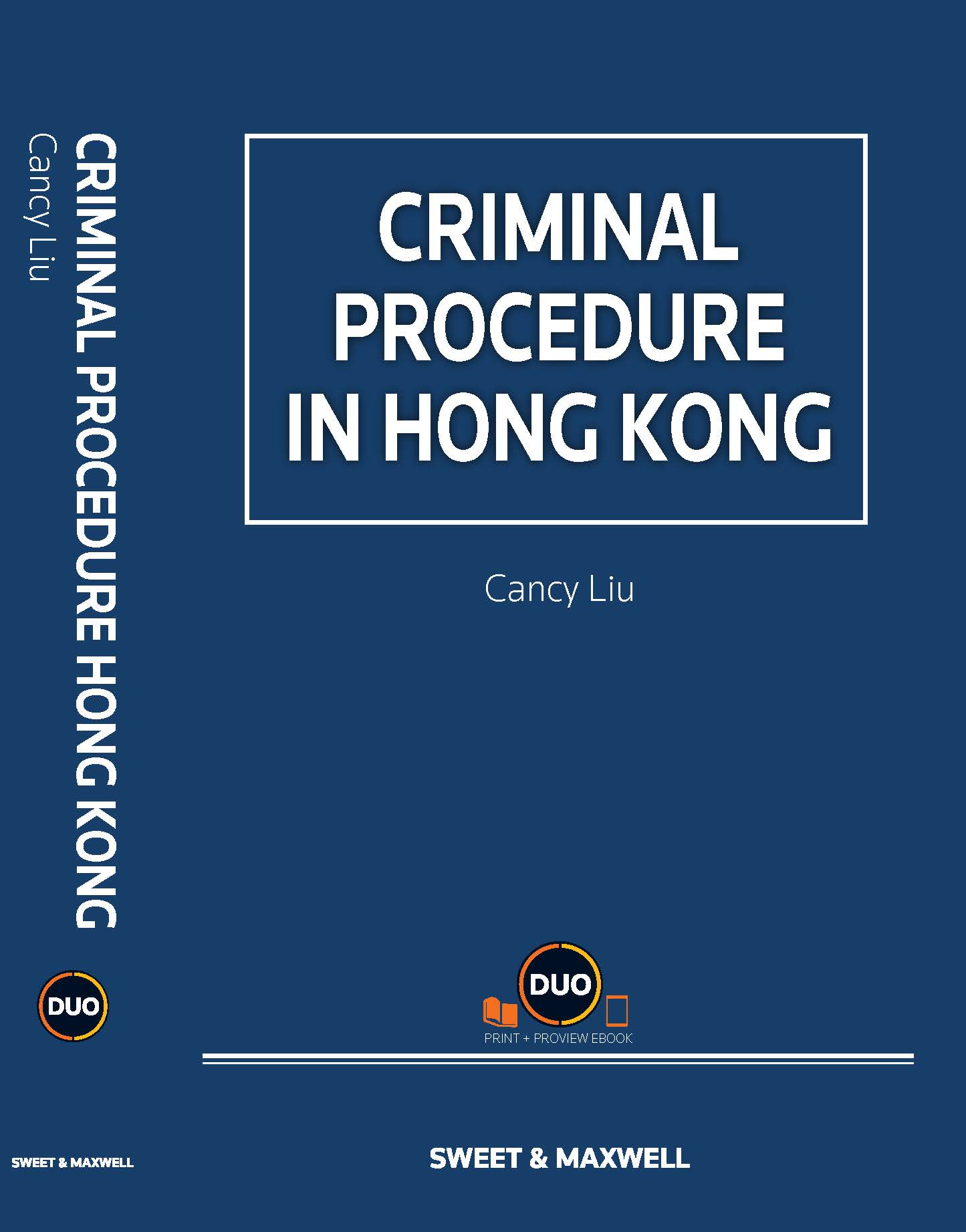 Criminal Procedure in Hong Kong