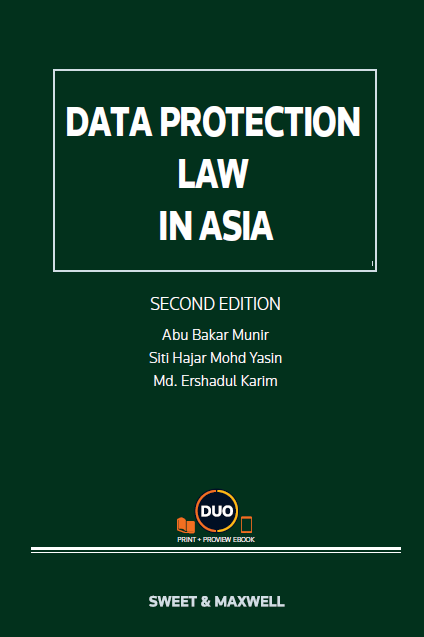 Data Protection Law in Asia, Second Edition
