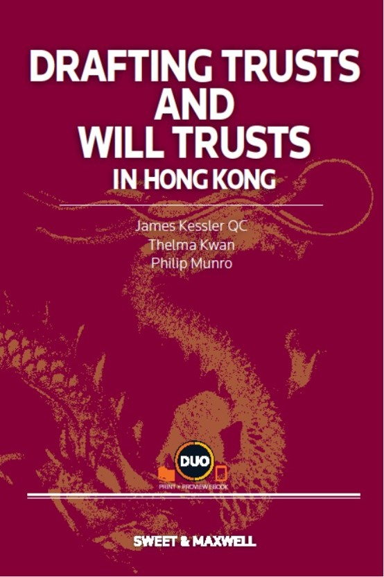 Drafting Trusts and Will Trust in Hong Kong Paperback