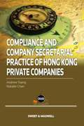 Compliance and Company Secretarial Practice of Hong Kong Private Companies