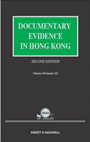 Documentary Evidence in Hong Kong, Second Edition
