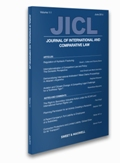 Journal of International and Comparative Law (JICL)