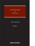 Judicial Remedies in Public Law