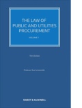 The Law of Public and Utilities Procurement