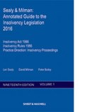 Sealy & Milman: Annotated Guide to the Insolvency Legislation 2016