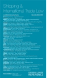Shipping & International Trade Law