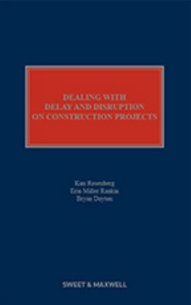 Dealing with Delay and Disruption on Construction Projects, 1st Edition