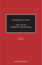 McPherson & Keay Law of Company Liquidation