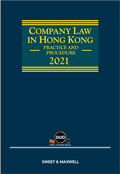Company Law in Hong Kong: Practice and Procedure, 2021
